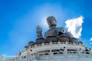 【昂坪天壇大佛】香港最大的青銅佛象,裡面原來還藏著…