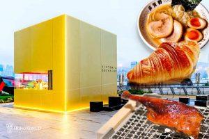 【尖沙咀K11 Musea】6美食-米芝蓮拉麵,網紅明星cafe,皇室下午茶,Food Court有平野食?