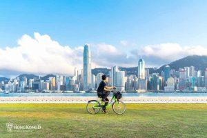 【西九文化區單車遊】阿金最愛全香港最美的單車徑(租單車攻略)