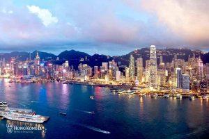 【九龍站天際100觀景台】香港最高的觀景台值得去嗎!?