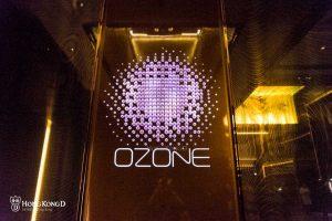 【九龍站Ozone酒吧】香港最高的天台酒吧,無敵靚景+超五星級酒店主理