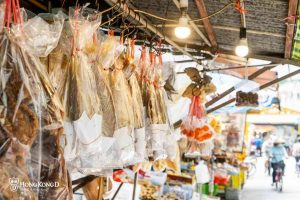 【大澳一日遊2】街市街買海味,日昇海味,老友記,如意海味,益昌海味