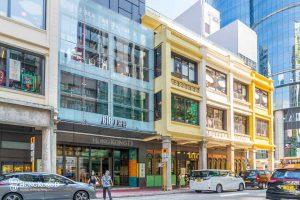 【旺角618上海街】最新文青商場,百年唐樓活化商場