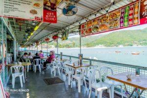 《梅窩美食總覽》海景冬菇亭食海鮮,60多年老冰室麥生記,鬼佬酒吧cafe推薦